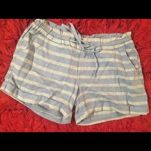 ON drawstring shorts